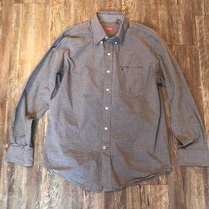 Izod Long Sleeve Buttondown Shirt